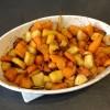 Légumes d'automne rotis au miel