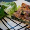 La quiche épinard / thon