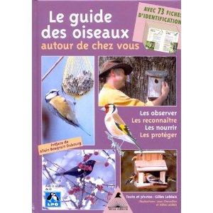 Livre : le guide des oiseaux
