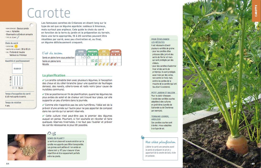 Critique du livre le guide pratique du potager en carr s for Livre culture cannabis interieur pdf