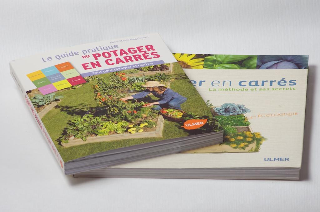 livre le guide pratique du potager en carr s