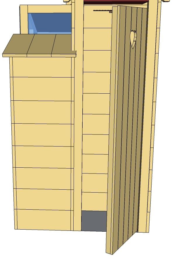 fonction compost et rangement du carre de potager autour du potager. Black Bedroom Furniture Sets. Home Design Ideas
