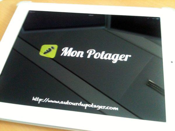 Application iPhone iPad pour votre potager en carrés