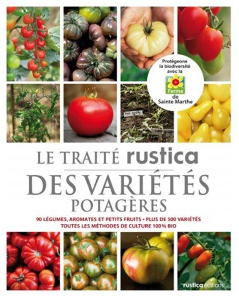 Traité rustica des variétés potagères
