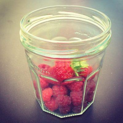 Les récoltes de framboise et de fraises s'enchainent