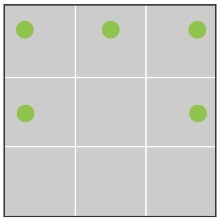 Schéma tomates potager en carrés