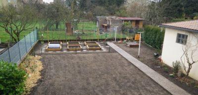 Nouveau Jardin Potager