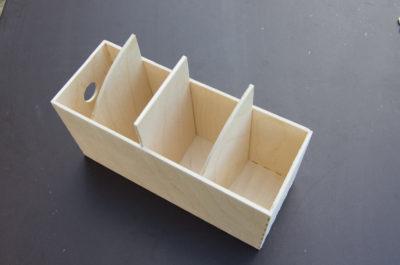 fabrication d 39 une boite sachets de graines partir d 39 un range revue ikea. Black Bedroom Furniture Sets. Home Design Ideas