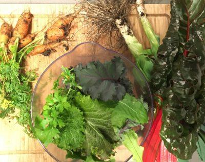 Top 5 des plantes du potager pour le potage