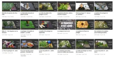 Videos Potager Youtube