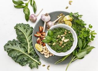 Utiliser le chou kale en cuisine