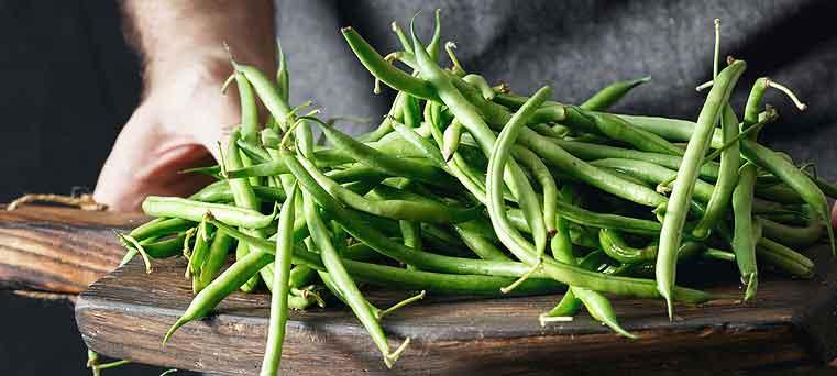origine du haricot vert