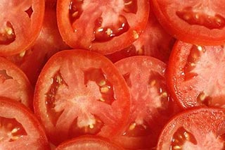 Manger des tomates quotidiennement