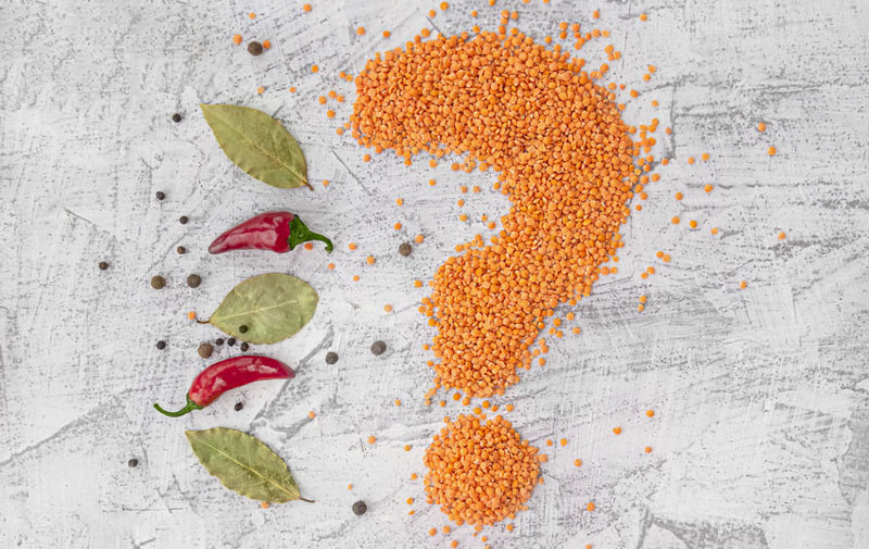 Questions et réponses sur le piment